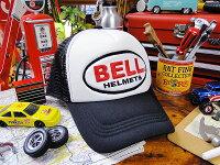 ガレージメッシュキャップ(ベル)★帽子★アメリカ雑貨★アメリカン雑貨帽子