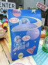 アメリカンランチバッグ 6枚入り(スペースキッズ) ■ アメリカ雑貨 アメリカン雑貨紙ナプキン 1