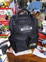 """""""三つ星""""ってバッグをアナタにお届け♪ミシュランの4WAYバッグ ■ アメリカ雑貨 アメリカン雑貨 口金 がま口 リュック 軽量 大容量 通学 通勤 かわいい ナイロン レディース メンズ 大人 人気 アメカジ"""
