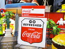 コカ・コーラブランド アドバタイジングステッカー(BA4) ■ コカコ...