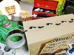 """テープ留め""""もタダじゃ終わらせないのがアメ雑流の遊びゴコロさ! ファニーテープ(足あと) ■ アメリカ雑貨 アメリカン雑貨 パッキングテープ おしゃれ FRAGILE 人気 ブランド かわいい 通販 梱包 テープ"""