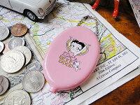 ベティ・ブープのラバーコインケース(ピンク)★アメキャラ★アメコミ★アメリカン雑貨★アメリカン雑貨★アメ雑★アメ雑貨