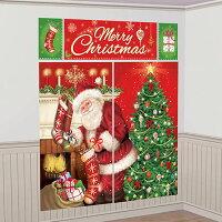 マジカルクリスマスのシーンセッター■飾りインテリア装飾ガーランドメリークリスマスディスプレイxmasデコレーションツリーパーティーグッズオーナメントアメリカン雑貨プレゼントギフト人気