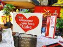 コカ・コーラブランド ロゴステッカー(BA14) ■ コカコーラグッズ...