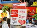 コカ・コーラブランド ロゴステッカー(BA20) ■ コカコーラグッズ...