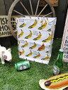アメ雑好きらしく巨匠アートでオシャレに決める♪ アンディーウォーホールのルーガーベッジ(バナナ) ■ アメリカ雑貨 アメリカン雑貨インテリア 人気 グッズ 雑貨 ブランド アメリカ 通販 おしゃれ