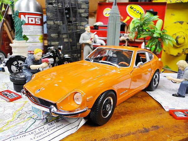 車, ミニカー・トイカー  1971 240Z 118 1 118