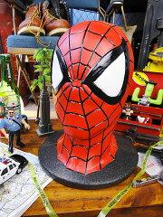 なりきりスパイダーマンマスク(スーパーラテックスバージョン) ★アメリカン雑貨★アメキャラ★アメコミ