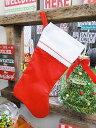 クリスマスソックス ■ 飾り インテリア 装飾 ガーランド メリー ク...