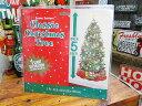 クリスマスツリーのシーンセッター ■ 飾り インテリア 装飾 ガーランド メリー クリスマス ディスプレイ xmas デコレーション ツリー パーティーグッズ オーナメント アメリカン雑貨 プレゼント ギフト 人気 おしゃれ