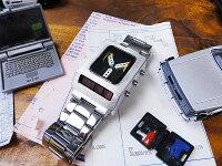 映画「バック・トゥ・ザ・フューチャー」のデロリアンの次元転移装置の腕時計★アメリカ雑貨★アメリカン雑貨