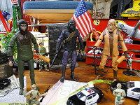 猿の惑星7インチアクションフィギュアクラシックシリーズ3体セット■アメリカ雑貨アメリカン雑貨