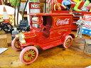 コカ・コーラブランド 1917年フォード・モデルTのダイキャスモデルカー 1/2…