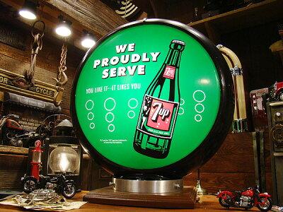 アメリカンシーン作りのマストアイテム新登場!プロっぽいシーンを演出■ ガスランプ(7UP・ボト…