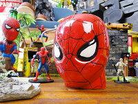 スパイダーマンのフルフェイスマグ■アメリカ雑貨アメリカン雑貨