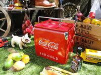 コカ・コーラブランドレトロピクニックストレージ★コカコーラグッズ雑貨グッズブランドCoca-Colaアメリカ雑貨アメリカン雑貨