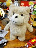 映画「テッド2」 テッドマスコット(ボールチェーン付き)■ アメリカ雑貨 アメリカン雑貨■TED