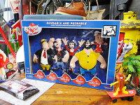 ポパイ75周年記念のレトロベンダブルBOXセット■アメリカ雑貨アメリカン雑貨