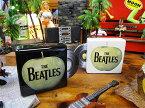 ビートルズのアップルセラミックS&Pセット ■ アメリカ雑貨 アメリカン雑貨
