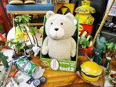 動いてしゃべる世界一愛しいオッサン(≧∀≦)映画「テッド2」 ムービング・テッドのぬいぐるみ ■ アメリカ雑貨 アメリカン雑貨■TED