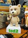 「オレが欲しいなんて×××だな!!」ファンコ 映画「テッド2」テッドの...