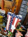 星条旗のティッシュカバー(ハンギングタイプ) ■ アメリカ雑貨 アメリカン雑貨 ティッシュケース おしゃれ 壁掛け 車 生活雑貨 アメリカ 雑貨 看板 通販 こだわり派が夢中になる! 人気のアメリカ雑貨屋 アメリカ 雑貨 壁掛け 2