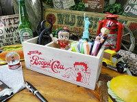ベティ・ブープのペンホルダー(レッド)■ベティちゃんアメリカ雑貨アメリカン雑貨