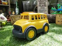 グリーントイズアメリカの子供のオモチャ働く乗り物(スクールバス)■アメリカ雑貨アメリカン雑貨