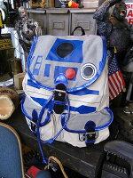 スターウォーズR2-D2バックパック■アメリカ雑貨アメリカン雑貨
