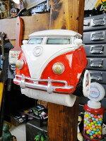 クラシックカーのトイレットペーパーホルダー(ワーゲンバス)■アメリカ雑貨アメリカン雑貨