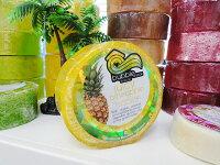 ハワイのセレブ達も愛用するオーガニックソープバブルシャックルーファソープ(ジューシーパイナップル)■アメリカ雑貨アメリカン雑貨ハワイ雑貨