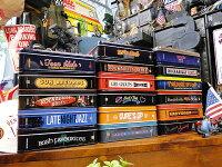 オールディーズ・ミュージック缶3枚組(18種類オールセット)■アメリカン雑貨アメリカ雑貨アメリカ雑貨