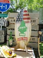 リトルツリーのミニサーフボード■アメリカ雑貨アメリカン雑貨