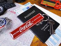 コカ・コーラブランドストリートサインキーリング■アメリカ雑貨アメリカン雑貨