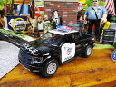 アメリカンポリスカーのミニカー(2013 フォード・F-150) ■ アメリカ雑貨 アメリカン雑貨 アメ車 こだわり派が夢中になる人気のアメリカ雑貨屋 小物 モデルカー 正規品 おしゃれ ガレージグッズ ミニカー