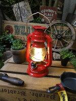 ランタン型LEDランプ(レッド/Sサイズ)■アメリカ雑貨アメリカン雑貨アウトドアガーデニングライト生活雑貨照明おしゃれ