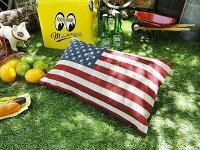 星条旗のクッションピロー■アメリカ雑貨アメリカン雑貨トラベル旅行おしゃれ