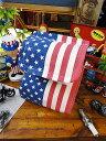 星条旗のトイレットペーパーホルダーカバー ■ アメリカ雑貨 アメリカン...
