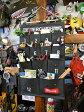 「カッコイイ!」と「便利!」の両方を叶えます☆ マーキュリーのウォールポケット(ブラック) ■ アメリカ雑貨 アメリカン雑貨 アメリカ 雑貨 壁掛け 壁飾り インテリア おしゃれ 人気