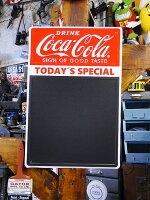 コカ・コーラのチョークボードサイン■コカコーラグッズ雑貨グッズブランドCoca-Colaアメリカ雑貨アメリカン雑貨壁面装飾装飾飾りディスプレイ内装人気ウォールデコレーションコーラこだわり派が夢中になる!人気のアメリカ雑貨屋