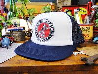 レーシングメッシュキャップ(レディキロワット)■アメリカ雑貨アメリカン雑貨