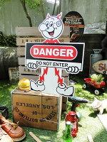 アメリカン・メッセージボード(レディキロワット/立入禁止)■アメリカ雑貨アメリカン雑貨