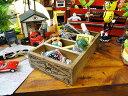 ダルトン ウッデンボックス(ビジネスカードケース) ■ 木箱 小物入れ...