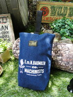 カルチャーマートのシューズバッグ上履きサイズ(デニム)■アメリカ雑貨アメリカン雑貨