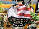 星条旗イーグルのマグネットシート ■ アメリカ雑貨 アメリカン雑貨