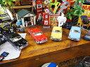 1957年シボレー・ベルエアのダイキャストミニカー 1/40スケール(4色セット) ■ アメリカ雑貨 アメリカン雑貨 アメ車 こだわり派が夢中になる人気のアメリカ雑貨屋 小物 モデルカー 正規品 おしゃれ ガレージグッズ ミニカー 西海岸風 インテリア