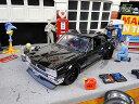 Jada 映画「ワイルドスピード」のダイキャストモデルカー 1/24ス...