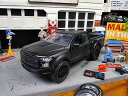Jada 2017年フォード F-150 ラプターのダイキャストモデルカー 1/24スケール(ブラック) ■ アメリカ雑貨 アメリカン雑貨 アメ車 インテリア ...