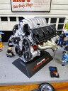ダッジ 6.1L SRT HEMI V8エンジンのダイキャストモデル 1/6スケール ■ アメリカ雑貨 アメリカン雑貨