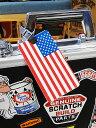 星条旗のラゲッジタグ ■ アメリカ雑貨 アメリカン雑貨 トラ